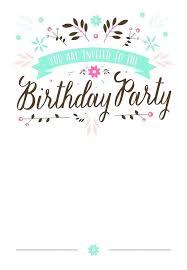 18th birthday invitation birthday invitation designs templates printable free th template 18 birthday invitation exle 18th birthday invitation