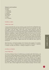 Selwyn College Calendar, 2009-2010 by Selwyn Alumni - issuu