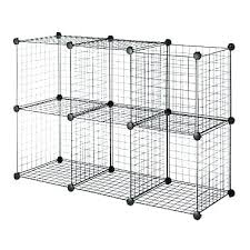 grid wire modular shelving and storage cubes grid wire modular shelving and storage cubes grid wire