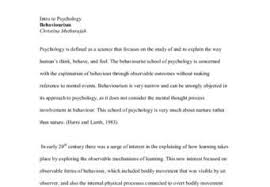 psychology essay examples and psychology essay get the grade or your money back bullet plagiarism bullet delivered on time this essay was produced by our professional writers as a learning aid to