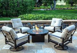 bar height fire pit dining table with fire pit round propane fire pit table fire pit