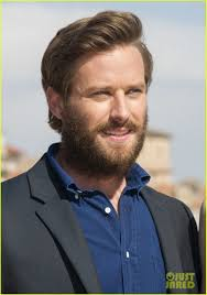 Armie Hammer Hair Eyebrows And Facial Hair Armie Hammer In