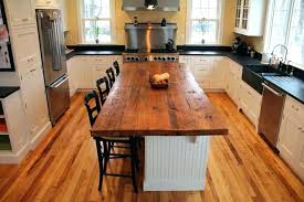how to make a wood island countertop reclaimed white pine tchen island counter transitional wood how how to make a wood island countertop