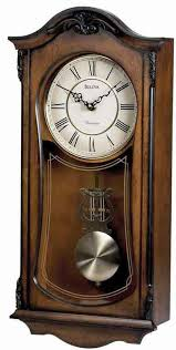bulova c3542 cranbrook ii pendulum wall