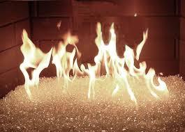 perfect fire glass fireplace burners