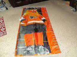Gritty Growth Chart Flyers Gritty Mascot Philadelphia Flyers T Shirt Card Voracek Chia