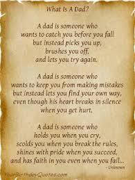 Gift For Dad Father Personalized Poem Birthday Father's Day Gift ... via Relatably.com