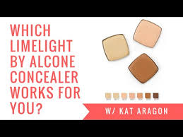 Limelight By Alcone Concealer Chart What Limelight By Alcone Concealer Works For You Youtube