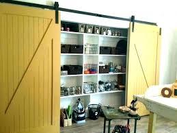tool wall storage garage ideas organization garden cabinet