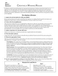 Best Resume Examples For Your Job Search Livecareer Outline