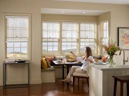 fine picture aluminum venetian blinds from lutron throughout picture window l