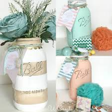 jar crafts home easy diy: diy mothers day mason jars with free printable tags use as packaging