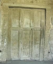 roman folding doors at pompeii 1st century ad