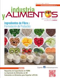 Revista Industria Y Alimentos No 71 By Revista Industria Y