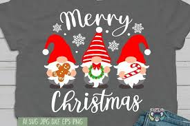 Your place to buy and sell all things handmade. Merry Christmas Svg Christmas Gnomes Svg Cricut Cut Files 973914 Cut Files Design Bundles