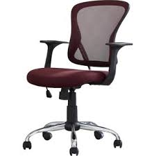 stylish desk chair. Clay Mid-Back Mesh Desk Chair Stylish P