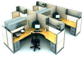 Office Cube Design Delectable Office Cubicle Design Metalrus