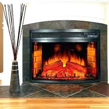 most realistic gas fireplace r h real direct
