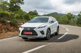Lexus RX Hybrid: Testfahrt, Daten, Preis, Hybrid-Verbrauch