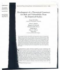 financial term paper mla format template