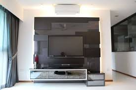 bedroom modern with tv. Design For Living Room Tv Cabinet \u2022 In Modern Unit Bedroom With