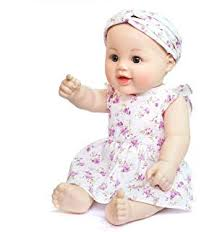 Amazon.com: You & Me 18 inch Sweet Dreams Baby Doll: Toys & Games