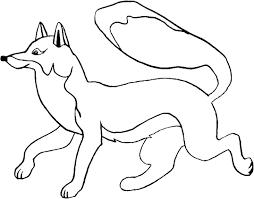 Disegni Animali Della Foresta 19 Disegni Per Bambini Da Stampare E