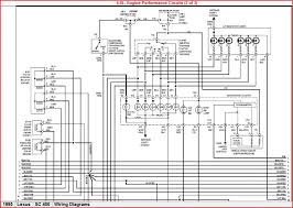 lexus sc400 engine diagram lexus wiring diagrams online