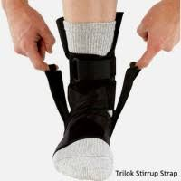 Trilok Ankle Brace Size Chart Bioskin Trilok Ankle Brace