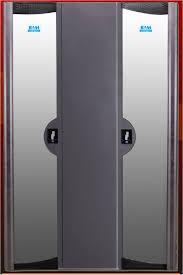 Almirah Handle Design 3 Door Regular Knockdown Steel Almirah Wholesale Suppliers