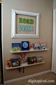 diy book nook 4