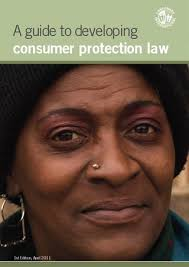 A Guide To Developing Consumer Protection Law By Consumers ...