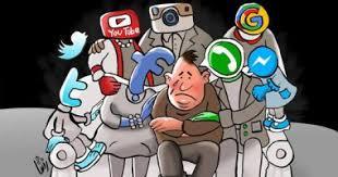 """آلة التواصل الاجتماعي ,  بين  """"التقنية """"  """"والتقية"""" , وبين  """"الحقد""""  """"والحقيقة"""".."""