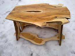 unique wood coffee table  coffee table design ideas