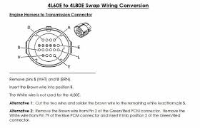 gm gm 4l60e wiring gm image wiring diagram and schematics 4l60e wiring diagram third generation f body message boards besides 4l60e to 4l80e wiring swap performancetrucks