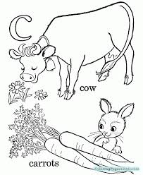 letter c coloring pages getcoloringpages com