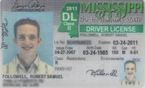 Wide Fake Mississippi - Id World Fakes