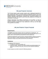 Engineering Proposal Sample Mesmerizing 44 Recent Civil Engineering Thesis Proposals Pdf The Proposal