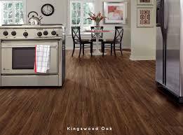 image of kingswood oak coretec vinyl flooring