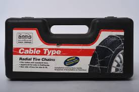 Laclede 3227r Cable Chains Tire Review Auto Trac Size Chart