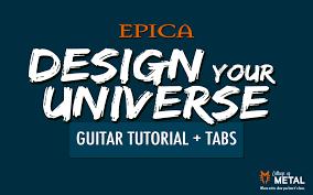<b>EPICA</b> - <b>Design Your Universe</b>