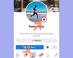 how to create a profile video for facebook
