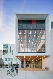Vancouver Design University Diamond Schmitt Adds Pops Of Colour To Facades Of Vancouver