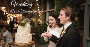 Wedding Reception Music Bootcamp