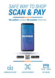 Experiencia de compra online 40002 usuarios deportivos de 47181 recomiendan decathlon. Decathlon Sports India Why Wait At The Billing Queue Skip The Queue With Just 3 Steps 1 Download The Decathlon Online Shopping App Ios Android 2 Scan The Product 3 Pay Online Now It All