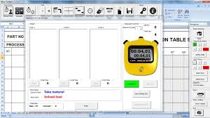 Standard Work Templates Standardized Work Analyze Tool Tools For Lean Manufacturing