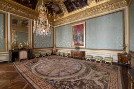 Marie Antoinette Inspired Bedroom The Queens Apartments Palace Of Versailles