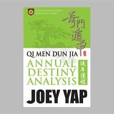 Qi Men Dun Jia Annual Destiny Analysis
