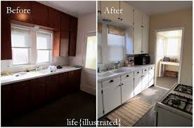 Repainting Kitchen Cabinets Without Sanding Impressive Decorating