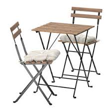 outdoor ikea furniture. Delighful Outdoor Image Is Loading FOLDABLEIKEATARNOTable2chairsoutdoorgrey Intended Outdoor Ikea Furniture
